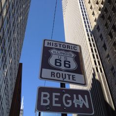 Route 66 - The beginning