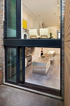 West Village Townhouse, New York, 2013 - LUBRANO CIAVARRA ARCHITECTS