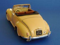 1953 Peugeot 203 Sport Cabriolet 1290ccm/4Cyl 45hp 1948-1960