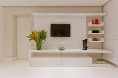 Confira a reforma que uniu dois apartamentos pequenos no centro de São Paulo. Agora com 48 m², o novo espaço é cheio de boas soluções para áreas pequenas