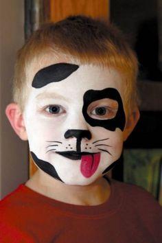Fotos de maquiagem de Halloween juvenil