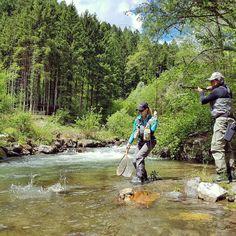 Outdoor Life, Fly Fishing, Retirement, Heaven, Mountains, Tv, Nature, Instagram Posts, Women