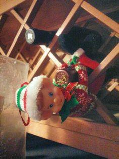 Elf on the Shelf 2015.12.07