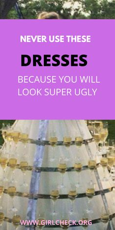 If you want to look elegant and cute, please never use these dresses! Ugly Dresses, Hollywood Celebrities, Elegant Dresses, Looking For Women, The Magicians, Never, Being Ugly, That Look, Things To Come