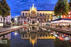 Photograph Cathedral of Sainte Catherine in Brussels by Sergey Dzyuba on 500px