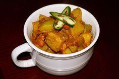 Chayote Squash (Ishkus) Curry Recipe!!Nepali Tummy