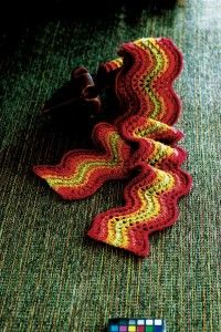 Free Crochet Pattern Ripple Scarf : 1000+ images about Sticks and string on Pinterest ...