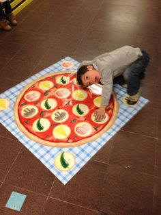 Pizza-twister