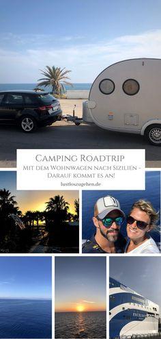 Camping auf Sizilien ist beliebt, doch bedarf es einiger Vorbereitungen. Deshalb gebe ich Dir heute Tipps für deine Reiseplanung mit auf den Weg!