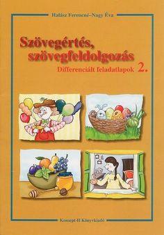 Szövegértés szövegfeldolgozás 2. o.pdf - OneDrive Dysgraphia, Preschool, Teacher, Activities, Writing, Education, Comics, Learning, Projects