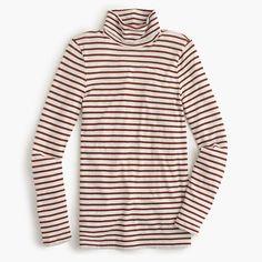 "Turtlenecks have been around since the 15th century. This one launched in 2007. (If that's not an indicator of closet longevity, we don't know what is.) <ul><li>Slim fit.</li><li>Body length: 26 1/2"".</li><li>Cotton.</li><li>Machine wash.</li><li>Import.</li></ul>"