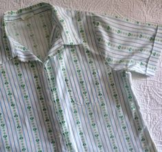 Vintage Girl Scout Uniform Blouse Girl Size 16 by BarbeeVintage, $17.00