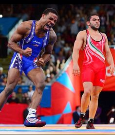 299798a6b8ca Jordan B the champion 74kg Olympic Wrestling
