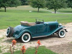 1931 Auburn 8-98A Cabriolet