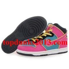 best sneakers 5abe2 86098 Miss Pacmen Chlorine High Top Lovers Nike Dunk Fast Shipping Michael Jordan  Shoes, Air Jordan
