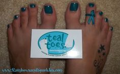 Paint your toes in honor of my 2 years cancer free.Join the fight of the silent killer.Know the warning signs. It could save your life! Diamond Cosmetics, Teal Heels, Fb Like, Ovarian Cancer Awareness, Cool Nail Art, Hair And Nails, Nail Designs, Nail Polish, Aqua