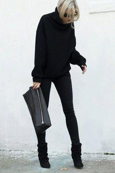 all black *******