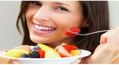 11 Diet Tips for Anti-acne Diet to Get Glowing Skin Quick Hair Growth, Healthy Hair Growth, Recetas Anticancer, Get Healthy, Healthy Eating, Healthy Foods, Healthy Fruits, Diet Foods, Healthy Life