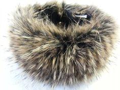 Beautiful Faux Fur Headband / Neckwarmer / by MelanieMillinery