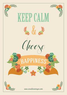 Pôster grátis: happiness!!!