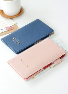 The La Chance Passe Anti Skimming Passport Wallet Is One Of Many Adorable  And Functional Products In The MochiThings Collection.