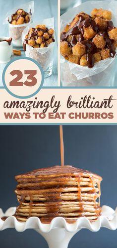 23 Amazingly Brilliant Ways To Eat Churros