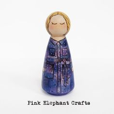Pegdolls gifts & Wedding Cake toppers: personalised gifts to be treasured Wedding Cake Toppers, Wedding Cakes, Elephant Crafts, Football Kits, Pink Elephant, Gold Paint, Mother Day Gifts, Personalized Gifts, Wedding Gifts