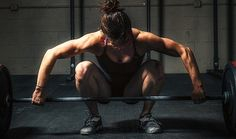 Queen of #CrossFit: Julie Foucher