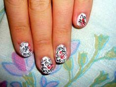 Paramore nails