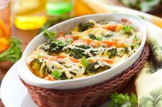 This Cheesy Veggie Number Is The Absolute Best...Who Knew Gratins Were So Versatile?!