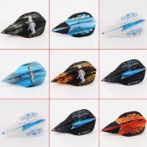 5 x Mixed Sets of Target Phil Taylor Vision Edge Dart Flights Power Shape From £3.75 www.bullseyeprostore.com