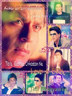 Shahrukh Khan Twitter / Iam_bhagyasree: @Olivia García Gulino SRK : Have made dis 4 u ...