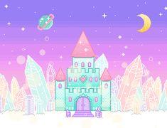 ☆ Pink Zombie ☆ | via Tumblr - animated gif #953345 by korshun on Favim.com