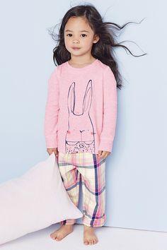 Acheter lapin rose Vérifiez Pyjamas (12mths-8ans) à partir de la boutique en ligne Next Royaume-Uni