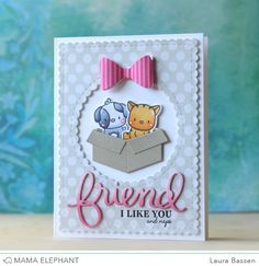 mama elephant | design blog: Lunar Animals and All Prettied Up with Laura
