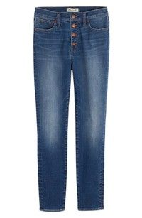 Daily Deals June 2020 - Madewell button up skinny jeans on sale Jeans For Sale, Daily Deals, Clothing Items, Fashion Bloggers, Lounge Wear, Madewell, Blogging, June, Cute Outfits