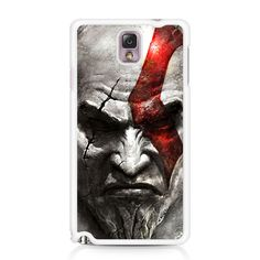 God of War Kratos Samsung Galaxy Note 3 Case