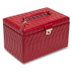 Darby Home Co Extra Large Jewelry Case Color Rose Quartz