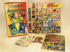 This great material  was manufactured in Guadalajara, Mexico. It contains 10 colorful game boards, and 54 cards. This game is completely in Spanish which many teachers and parents like so that their kids can practice their Spanish.  This great item will have your child entertained and will start building a great self esteem. $8.99