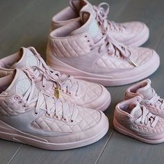 san francisco e72ad 2074b Don C Sends Dj Khaled Son Asahd   Wife His Unreleased (For Now) Air Jordan  2 Shoe, those Toddler shoes are too cute!