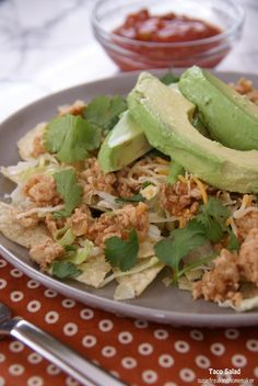 Taco Salad  {SusieFreakingHomemaker}  #dinner #recipe #easy