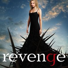 Revenge - another fascinating tv show.  I love all the strong women characters this year.