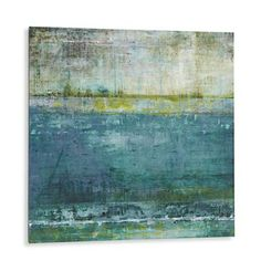 Whether you live on the coast, or just wish you did, our Looking at the Horizon Artwork is perfect. Abstract imagery inspired by the boundless…