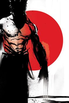Wolverine Max Issue #5: Cover by Jock