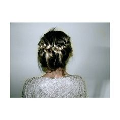 hair | Tumblr ❤ liked on Polyvore featuring people, hair, photos and pictures