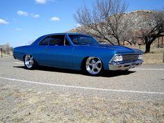 66 Chevelle!