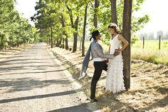 Vestidos de novia exclusivos a crochet  Fran Vallejos, La revolucion de las novias a color   contacto@franvallejos.cl  76493792