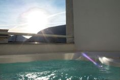 32 - Alpine Crystal gets a new heated whirlpool on his south facing terrace....