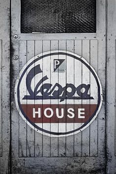 Vespa house~Ѵєรקค. CLICK the PICTURE or check out my BLOG for more: http://automobilevehiclequotes.tumblr.com/#1506300619