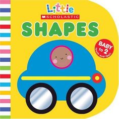 Shapes (Little Scholastic) by Justine Smith